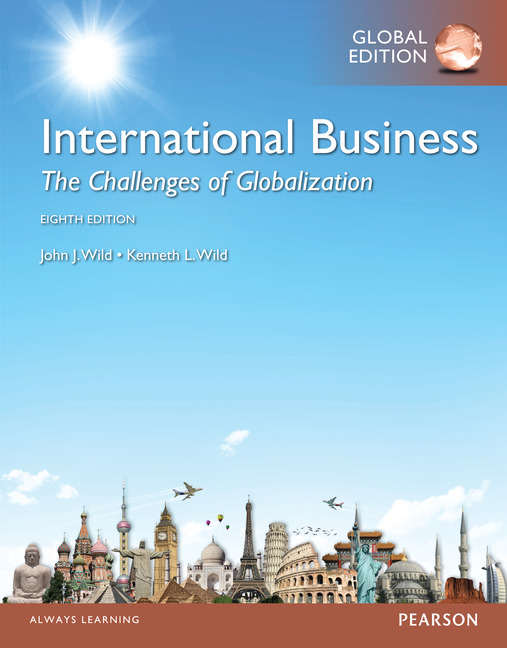 Pearson Education International Business The Challenges Of
