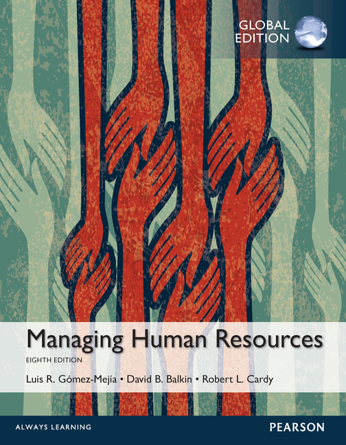 Pearson Education Managing Human Resources With Mymanagementlab