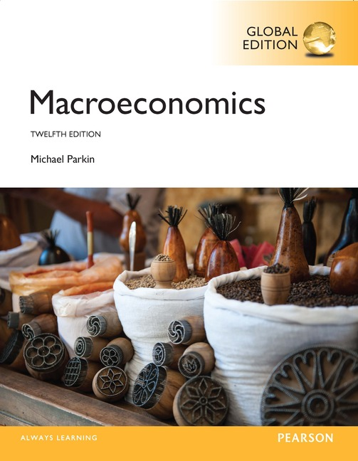 Pearson Education Macroeconomics With MyEconLab Global