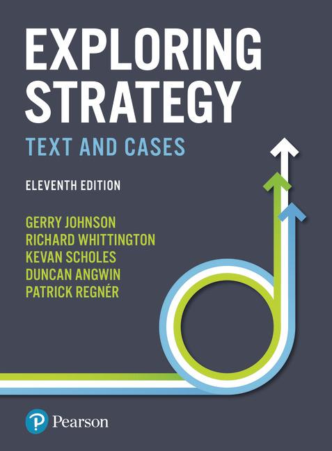 Pearson Education - Exploring Strategy