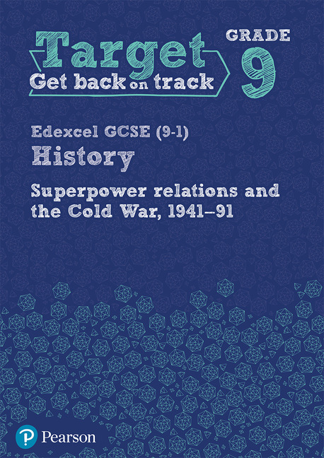 Target Grade 9 Edexcel GCSE (9-1) History Superpower Relations and the Cold War. 1941-91 Intervention Workbook