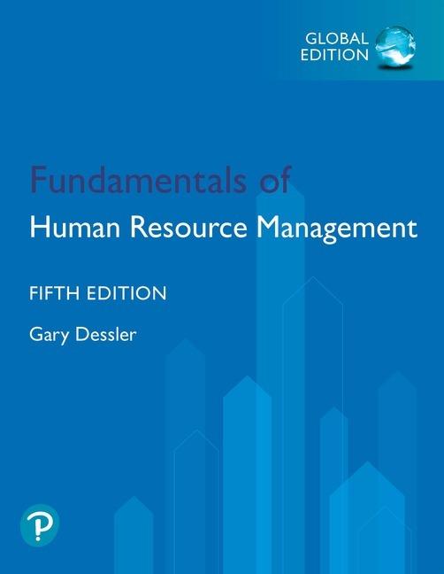 pearson education fundamentals of human resource managementfundamentals of human resource management, global edition