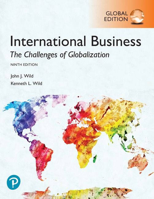 Pearson Education - International Business: The Challenges
