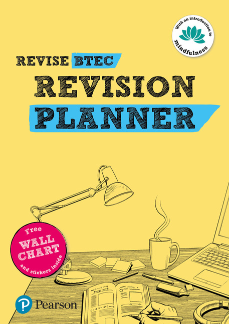 Revise BTEC Revision Planner