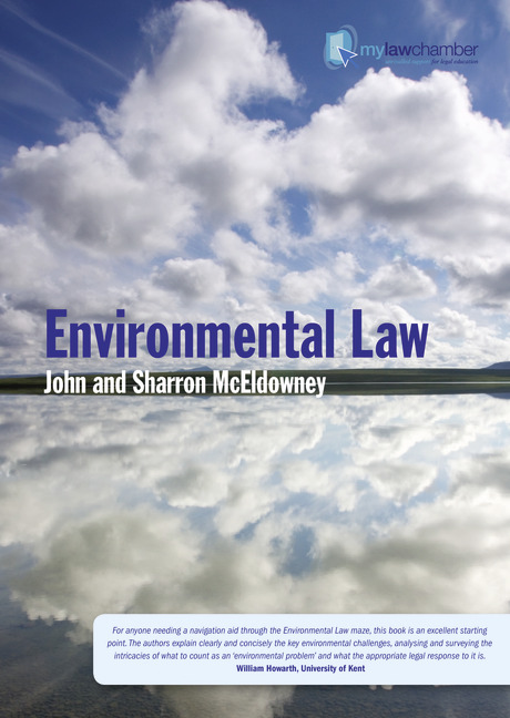 International Environmental Law, Policy, and Ethics ...