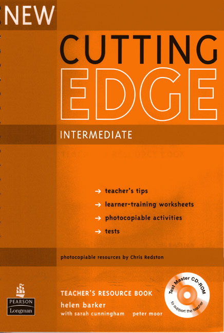 New cutting edge intermediate
