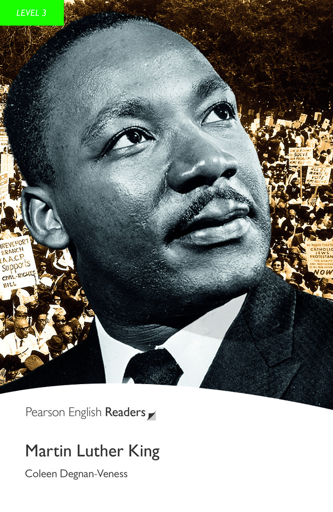 Martin Luther King Pearson Readers