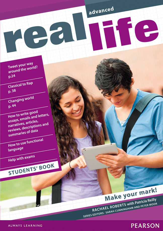 Real Life Global Advanced Students Book - General English