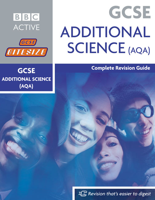 GCSE Bitesize Revision Additional Science Book (AQA)