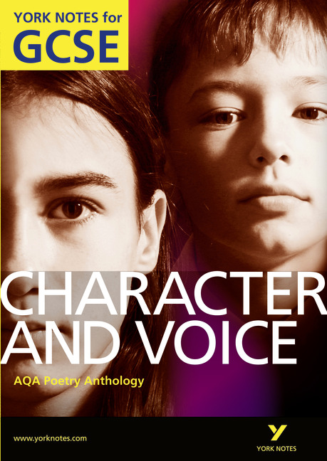Pearson Education - AQA Anthology: Character & Voice ...
