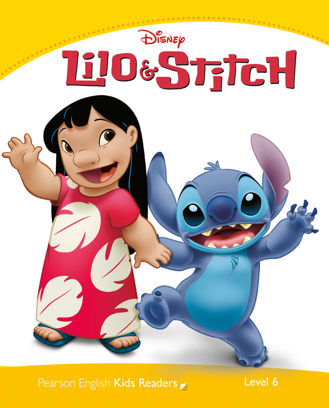 Disney Lilo + Stitch | Pearson English Kids Readers