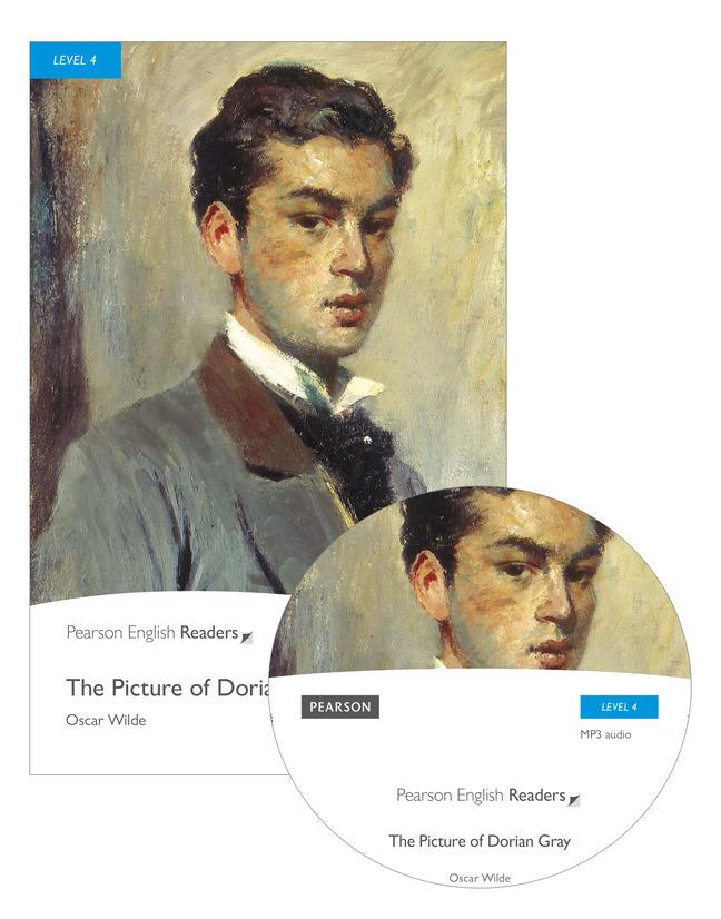 Picture of Oscar Wilde Dorian Gray the Book