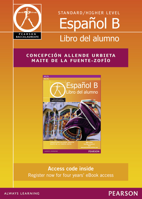 Pearson Baccalaureate Espanol B Ebook Only - Edition for the IB Diploma (etext)