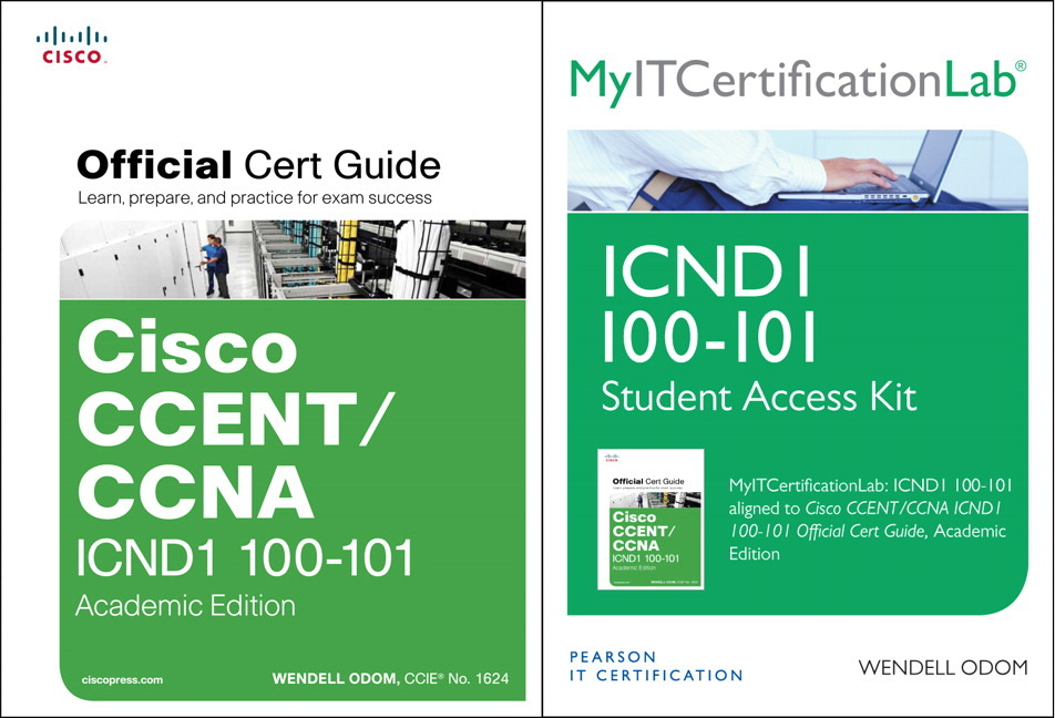 CCENT Cisco Certified Entry Networking Technician Study ...