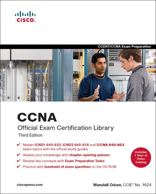 The 5 Best CCNA Certification Books - Simplilearn.com