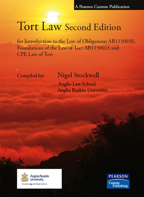 tort law uk