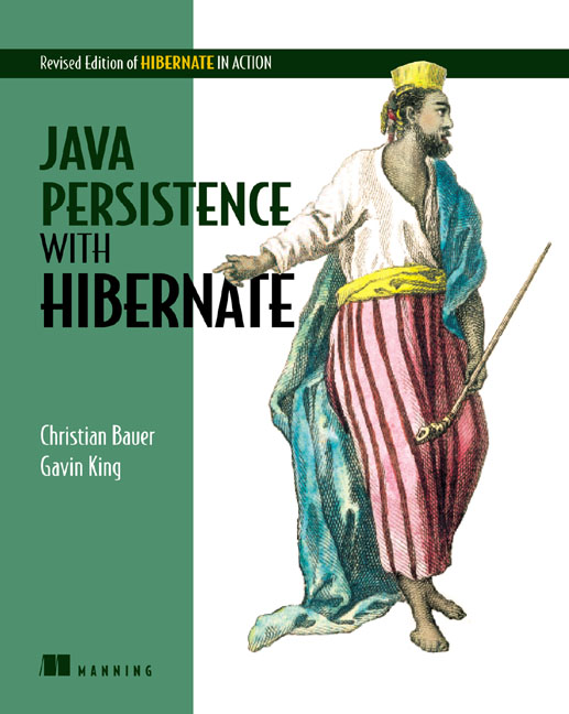 JAVA PERSISTENCE WITH HIBERNATE DOWNLOAD