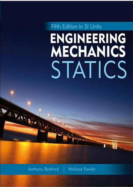 pearson education engineering mechanics statics  edition   units  study pack