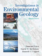 Investigations in Environmental Geology