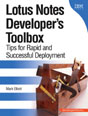 Lotus Notes Developer's Toolbox