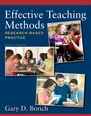 Effective Teaching Methods Plus NEW MyEducationLab with Video-Enhanced Pearson eText -- Access Card Package