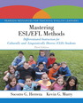 Mastering ESL/EFL Methods