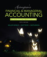 Horngren's Financial & Managerial Accounting, The Financial Chapters