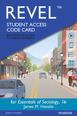 REVEL for Essentials of Sociology