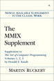 MMIX Supplement, The
