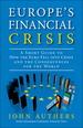 Europe's Financial Crisis