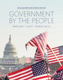 Government By the People, 2014 Election Update Plus NEW MyPoliSciLab for American Government -- Access Card Package