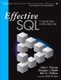 Effective SQL