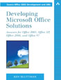 Developing Microsoft Office Solutions