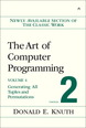 Art of Computer Programming, Volume 4, Fascicle 2, The