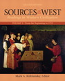 Sources of the West, Volume 1