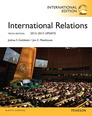 International Relations, 2012-2013 Update