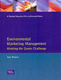Environmental Marketing Management