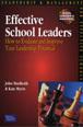 Effective School Leaders