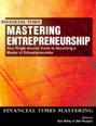 Mastering Entrepreneurship