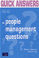 Quick Answers to Key People Questions