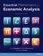 Essential Mathematics for Economic Analysis CourseSmart eTextbook