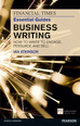 FT Essential Guide to Business Writing ePub eBook