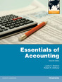 MyAccountingLab with Pearson eText - Instant Access - For Essentials of Accounting, 11/e