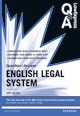 Law Express Question and Answer: English Legal System 2nd edn