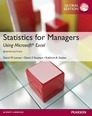Statistics for Managers using MS Excel, plus MyMathLab Global with Pearson eText, Global Edition
