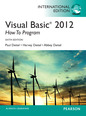 Visual Basic 2012 How to Program, International Edition