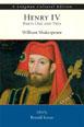 Henry IV, Part I & II, A Longman Cultural Edition