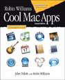 Robin Williams Cool Mac Apps, Second Edition