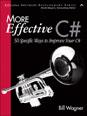 More Effective C#
