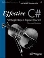 Effective C#  (Covers C# 4.0)